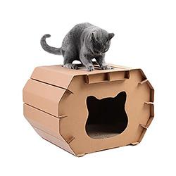 貓屋抓板3