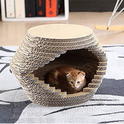 貓屋抓板5