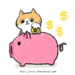 存貓咪醫療基金