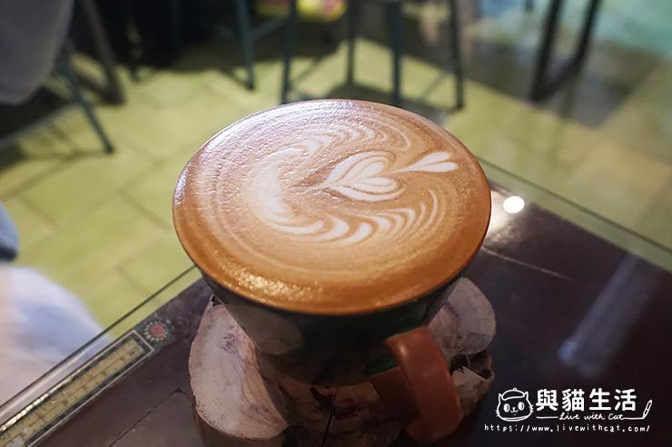 晤子咖啡_拿鐵