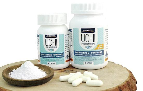 汪喵UCII關節保養粉(保養配方)