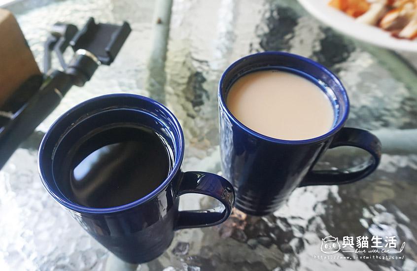 紅茶和鮮奶茶
