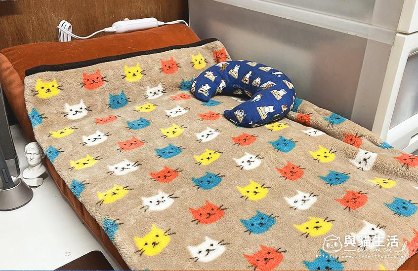 加上一層舒適毯子