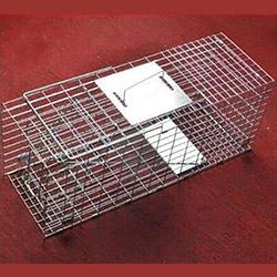 折疊式誘捕籠1