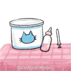 奶粉奶瓶針管