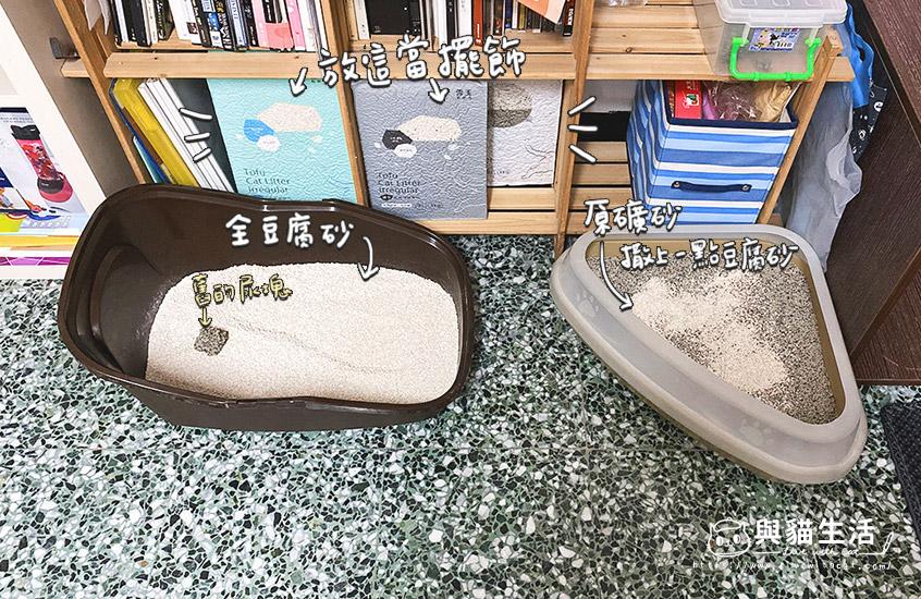 砂盆放置圖