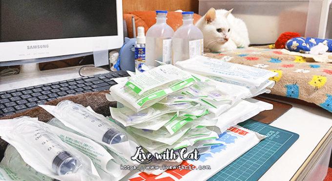 我的癌腎貓飲食 / 保健品 / 用品記錄分享